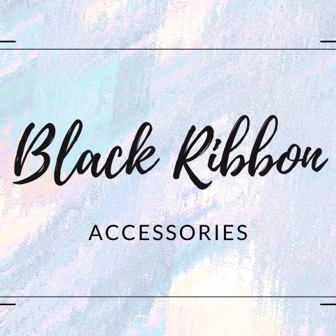 Black Ribbon Accessories