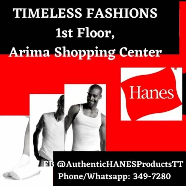 Authentic Hanes