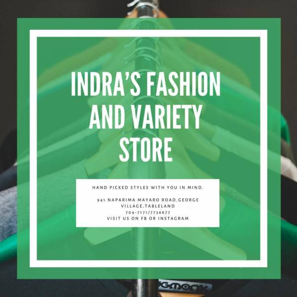 Indiras Fashion and Variety Store